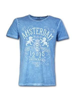 Amsterdam Oil Dyed T-Shirt