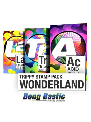 Wonderland – Trippy Stamp Pack