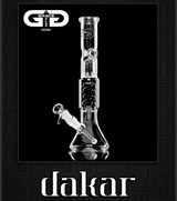 Grace Glass Dakar Bong