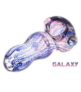 GALAXY - Glass Spoon Pipe