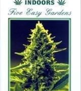 Marijuana Indoors -Five easy gardens