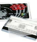 Rolling Card Credit Card Papers