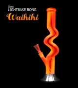Waikiki Lightbase Glass Bong