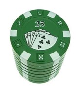 Limited Edition Poker Chip Grinder
