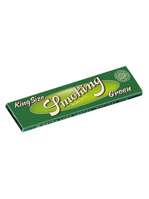 Smoking K.S. Green