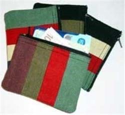 Hemp Color Wallet