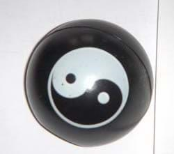 Ying And Yang Ball Grinder